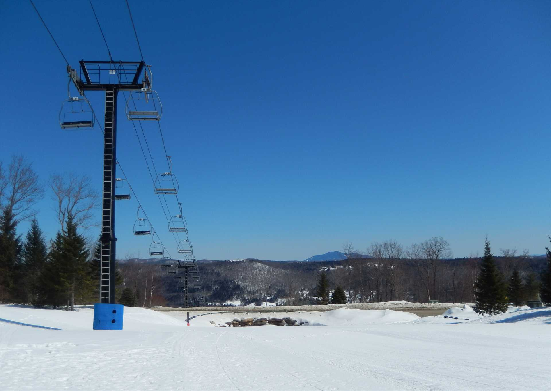 Your Ski Vacation is Waiting