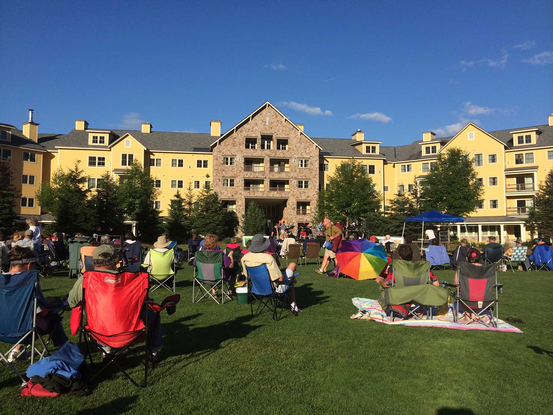 Free Concerts at Jackson Gore