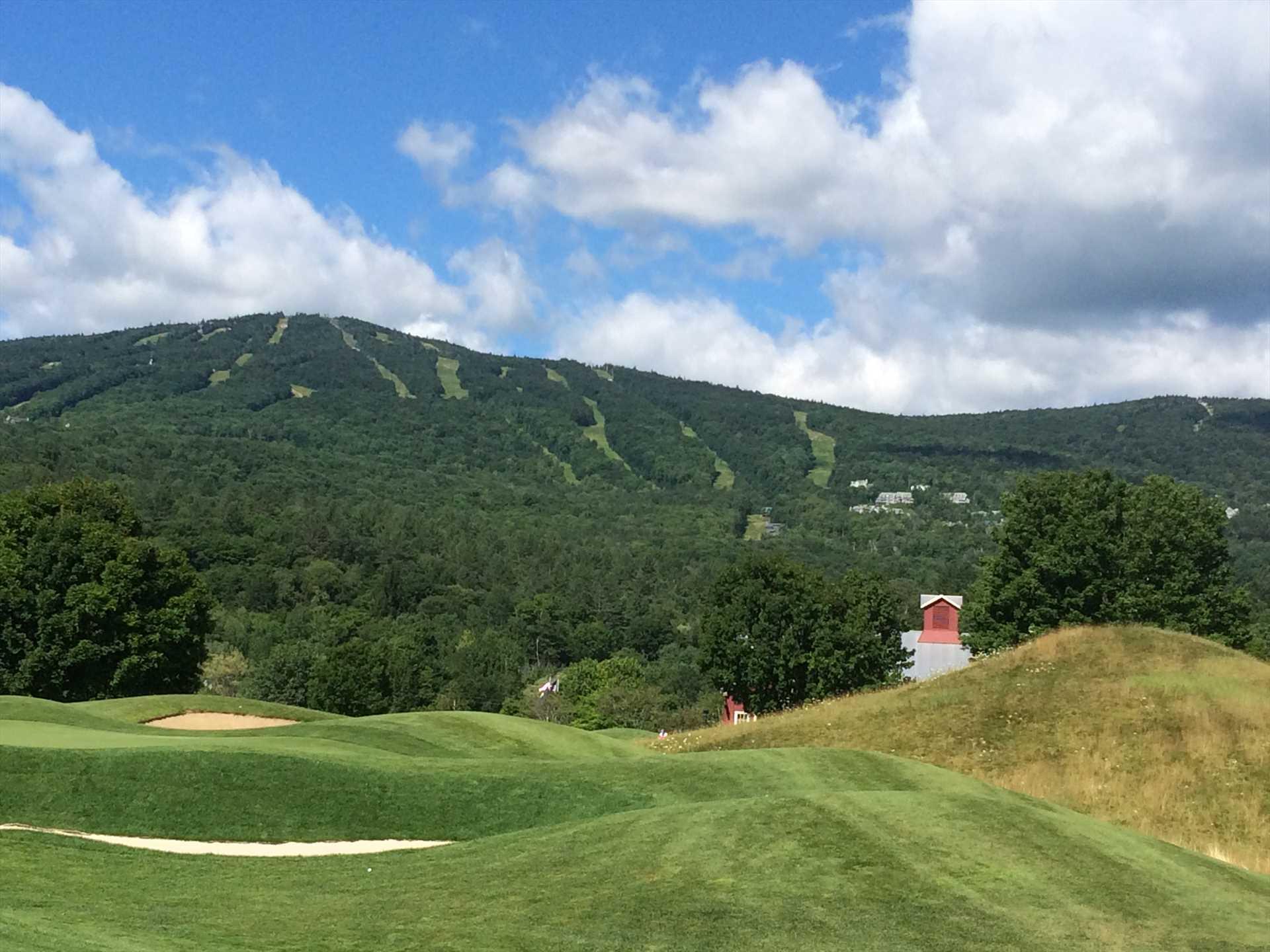 Okemo Valley Golf Course