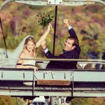 Fall Wedding at Jackson Gore