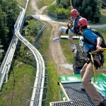 Okemo Mountain Zipline