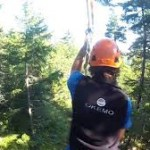 Zipline Tour at Jackson Gore